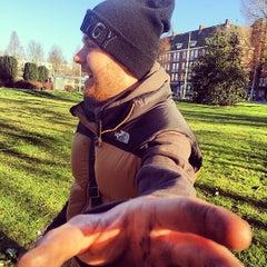 Photo taken at Hoofddorpplein by Joey S. on 3/16/2014