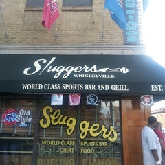 Photo taken at Sluggers World Class Sports Bar and Grill by Scott M. on 7/18/2013
