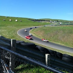 Photo taken at Sonoma Raceway by Melanie K. on 3/24/2013