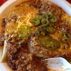 Photo taken at Fat Mama's Tamales by Tab B. on 11/24/2012