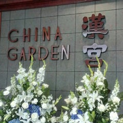 Photo taken at China Garden by David B. on 6/30/2013