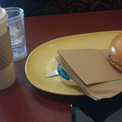 Photo taken at Panera Bread by Christine C. on 3/21/2014