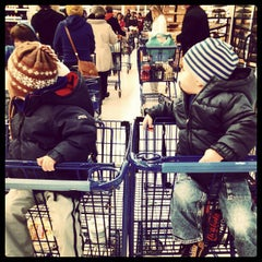 Photo taken at Meijer by Andy W. on 2/2/2013