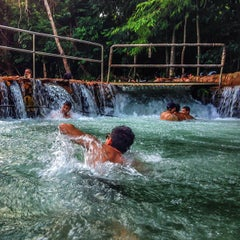 Photo taken at Thermas Paradise by Romulo D. on 1/11/2015