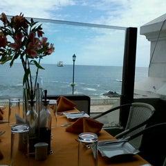 Photo taken at Castillo del Mar by Fernanda I. on 12/20/2012