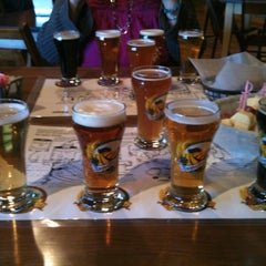 Photo taken at Rumspringa Brewing Company by Cyndi L. on 11/17/2012