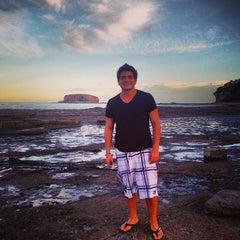 Photo taken at Murramarang Beachfront Nature Resort by Felipe A. on 11/10/2013