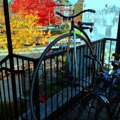 Photo taken at Firehouse Bikes by Kevin K. on 10/20/2012