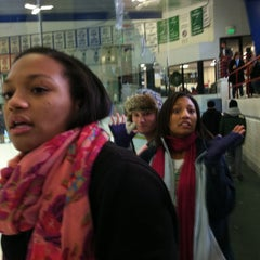 Photo taken at Columbia Ice Rink by Morgan M. on 12/29/2012