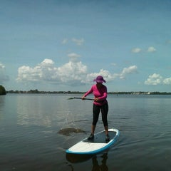 Photo taken at Weedon Island Preserve by Fred L. on 9/29/2012