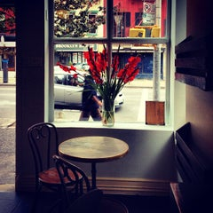 Photo taken at Cafe Pedlar by Anne A. on 10/27/2012