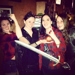 Photo taken at Halligan's Public House by Emily Rose T. on 11/2/2014