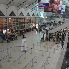 Photo taken at Francisco Bangoy International Airport (DVO) by carlo l. on 3/1/2013