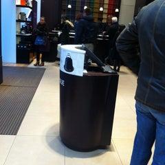 Photo taken at Nespresso Boutique by Sebastien on 12/8/2013