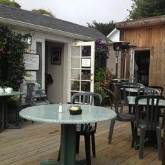 Photo taken at Mendocino Cafe by Olga S. on 7/14/2013