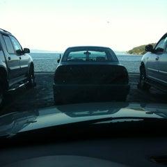 Photo taken at M/V Hyak (Washington State Ferry) by Byron C. on 7/9/2013