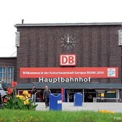 Photo taken at Duisburg Hauptbahnhof by Deutsche Bahn on 1/15/2013
