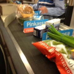 Photo taken at Albert Heijn by Andy J. on 5/28/2013