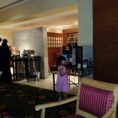 Photo taken at Sheraton Riyadh Hotel & Towers by Fahad A. on 7/27/2013