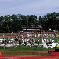 Photo taken at Jacksonville University by Bryen G. on 9/29/2012