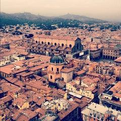 Photo taken at Torre Degli Asinelli by Bart L. on 9/29/2012
