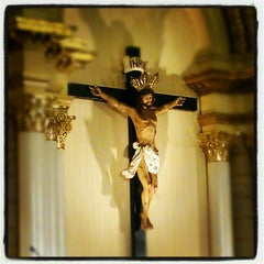 Photo taken at Chapel of the Eucharistic Lord by Cathy C. on 11/18/2012