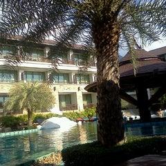 Photo taken at Kacha Resort & Spa by Igor P. on 12/9/2012