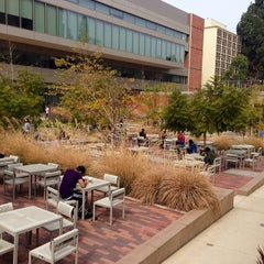 Photo taken at UCLA Court of Sciences Student Center by Christian T. on 2/19/2014