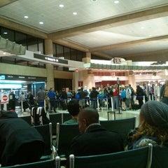 Photo taken at Terminal 3 by Samir on 4/13/2013