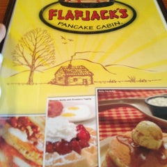 Photo taken at Flapjack Pancake House by Summer L. on 2/3/2013