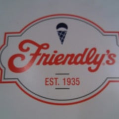 Photo taken at Friendly's by Kasey S. on 9/21/2013