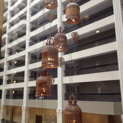 Photo taken at Renaissance Atlanta Waverly Hotel & Convention Center by Reesey H. on 4/27/2013