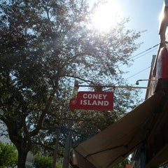 Photo taken at Coney Island Sandwiches & Grill by Michelle A. on 11/21/2012
