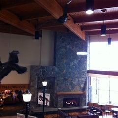 Photo taken at Bozeman Yellowstone International Airport (BZN) by TheMissJR on 2/9/2013