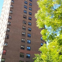 Photo taken at Franklin Plaza Apts by Vicario Brensley P. on 9/29/2013