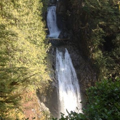 Photo taken at Wallace Falls Trail by Seattle J. on 1/29/2014