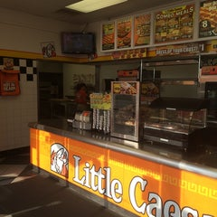 Photo taken at Little Caesars Pizza by Nick T. on 8/3/2014