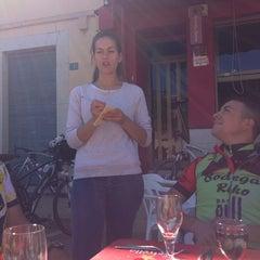 Photo taken at Bar Nou Girona by GYM PLAZA C. on 5/4/2014