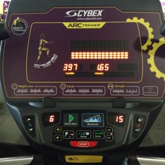 Photo taken at Planet Fitness by Vanessa G. on 7/17/2015