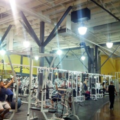 Photo taken at FITNESS SF by Cris G. on 11/15/2012