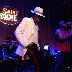 Photo taken at Saint Rocke by Narciso A. on 3/30/2013