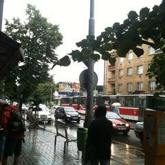 Photo taken at Bohemians (tram) by nelen on 6/24/2013
