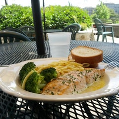 Photo taken at Fambrini's Terrace Cafe by Sam S. on 5/16/2013