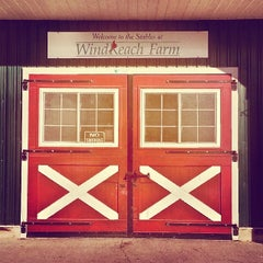 Photo taken at Windreach Farm by Will P. on 11/20/2013