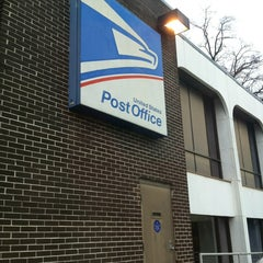 Photo taken at US Post Office by Jonathan R. on 1/14/2013