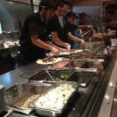 Photo taken at Chipotle Mexican Grill by Victoria S. on 2/25/2013
