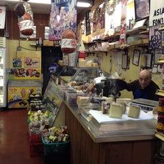 Photo taken at Roma Market Italian Deli by King E. on 10/22/2014