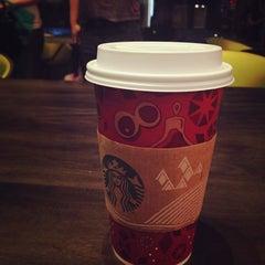 Photo taken at Starbucks by Jeanie C. on 11/17/2013