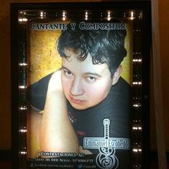 Photo taken at Cinema Teatro Palacio by Mrs. Deb E. on 2/15/2013
