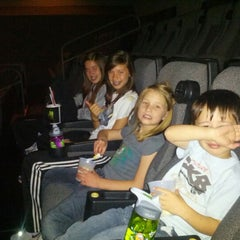 Photo taken at Marcus South Pointe Cinema by Matt M. on 10/2/2012